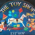 "OBRAZ ""THE TOY SHOP"""