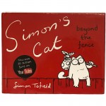 "Książka ""Simon's Cat beyond the fence"""