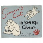 "Książka ""Simon's Cat in Kitten Chaos"""