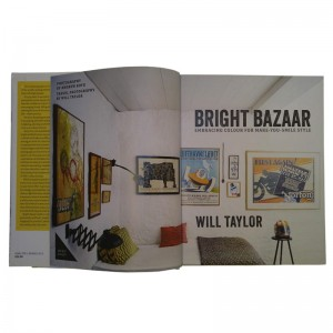 "Album ""Bright Bazaar"""