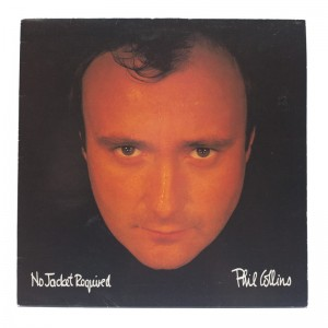 "Phil Collins ""No jacket required"""