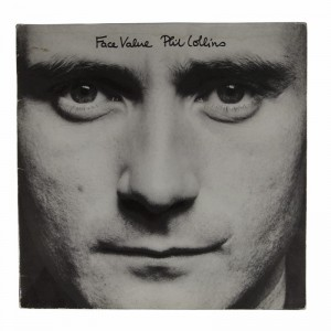 "Phil Collins ""Face Value"""