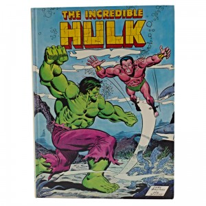 "Komiks ""The Incredible Hulk"""
